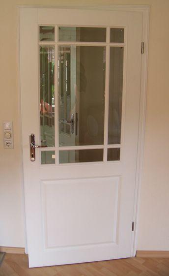Zimmertür mit glasausschnitt  Frank Deutscher ::: Ihr Handwerker zwischen Ganderkesee, Oldenburg ...